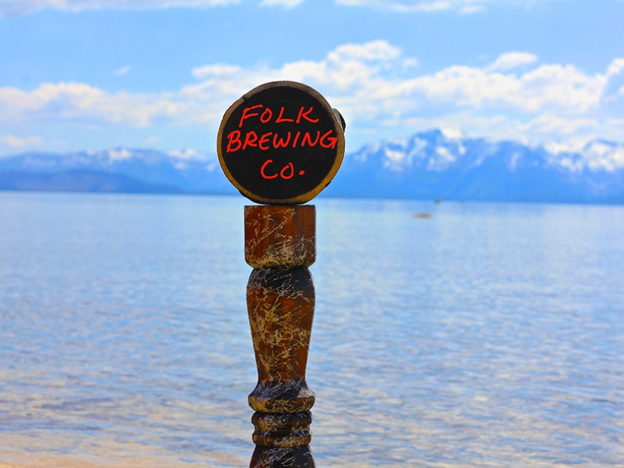 Lake Tahoe on Tap